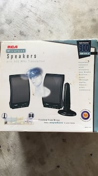 RCA Wireless speakers Lorton, 22079