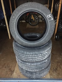 Goodyear 205/R55/16 RS-A 564 km