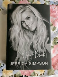 Open Book by Jessica Simpson Toronto, M1H 1A9