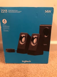 NEW compact speaker system