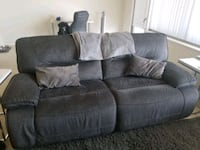 Couch Sofa - Detachable, expandable, power recline Falls Church, 22041