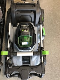 EGO Power LM2100 Lawn Mower With Battery and Charger #12183_1 Revere, 02151