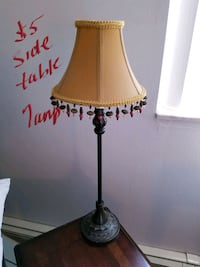 black and white table lamp Des Moines