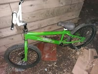 green and black BMX bike Colorado Springs, 80904