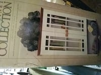 Wall cabinet, new in box, never used 70 km