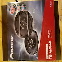 Pioneer 6x9 car speakers for sale Gormley, L0H 1G0