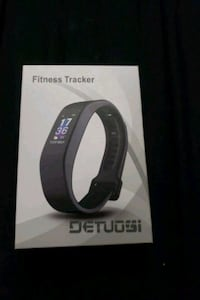 Fitness tracker new in the box Edmonton, T5E 5H6
