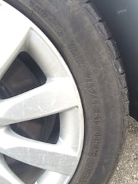 Jetta Winter Tires and Rims Vaughan, L4J 1A7