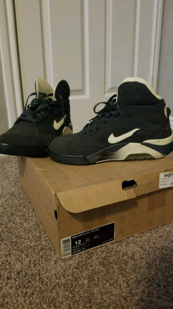 d41cc699dda673 Used Nike Air Force 180 Mid for sale in Plano - letgo