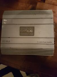 Kaption amp and subs