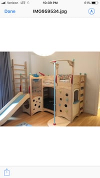 Bunk bed playbed New York, 10021