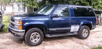 Chevy Tahoe 1996 East Moline