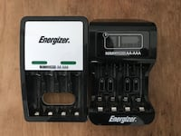 Energizer Rechargeable Battery Charging Stations - Brand New! 3160 km