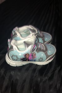 Frozen Girl Toddler Shoes
