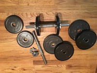 weights for work out NEWYORK