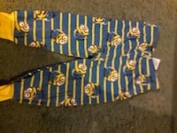 blue-and-yellow minion print pants Hagerstown