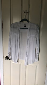 White blouse from Dynamite Beaconsfield