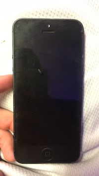 Black iPhone 5  Wilmington, 28403