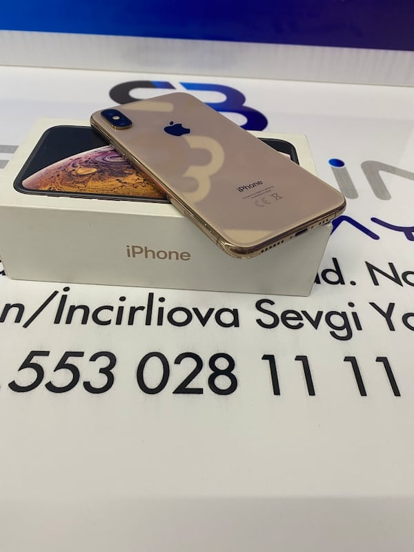 İPhone XS 64 GB 991be281-7477-4af8-acdf-e68d1d30398a