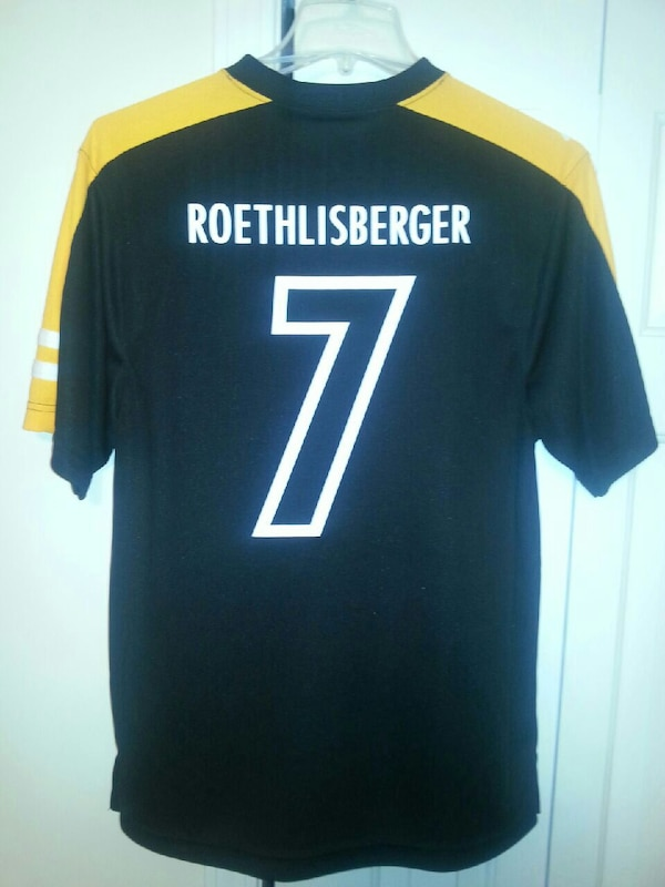 finest selection 5c025 2591a NFL Pittsburgh Steelers Roethlisberger Jersey