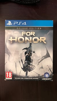 For Honor PS4 Ancona