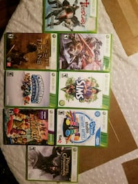 $3 each or $20 for all Springfield, 22150