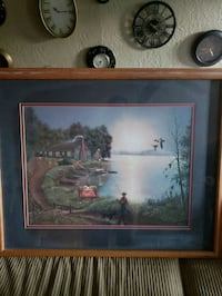 Framed Art (Country) Edmond, 73013