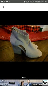 Brand name 2 sizes avail Vince Camuto  ankle boots Whitby, L1M 1J4