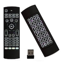 2018 BRAND NEW SEAL IN BOX Pro Backlight Air Remote Mouse,Android TV Remote Control,IR learning Mini Wireless Multi Functional Keyboard Mouse For Android TV Box.HTPC.IPTV.Pad.PS3/PS4. Hayward, 94544
