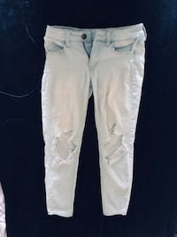 Ripped Fade Jeans From American Eagle Mississauga, L5V
