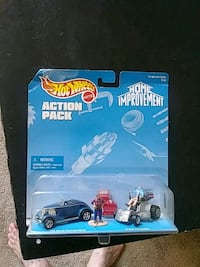 Hot Wheels action pack for home improvement Cedar Springs