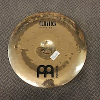 "Meinl cymbale China Classic Custom 16"" - used/usage MONTREAL"