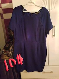 women's blue dress Gatineau, J9J 3W7