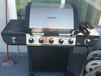 black and gray gas grill Mission Viejo, 92691