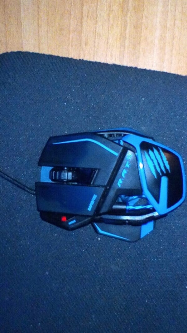 Rat Gaming Mouse 0