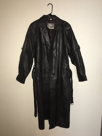 Women's brown leather jacket  Toronto, M1V 1A9