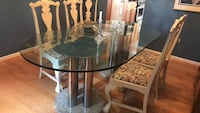deco dining room table Boyds, 20841
