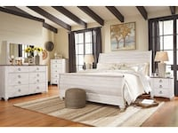 Brand new rustic bedroom suite!  Indianapolis, 46240