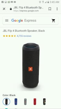 JBL FLIP 4 PORTABLE BLUETOOTH SPEAKER BRAND NEW Aliso Viejo, 92656