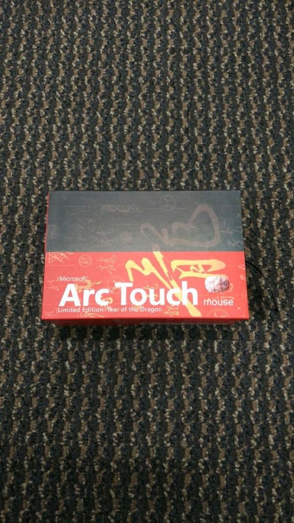 Microsoft ArcTouch Mouse (NEW) e9c64dcc-f582-47c1-ab0f-d36dd5bc9754