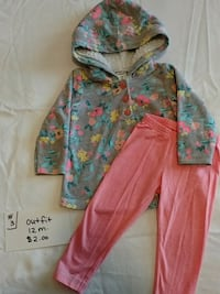 12 month winter outfit Phenix City, 36869