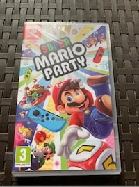 Super Mario Party MADRID