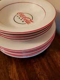 Coca Cola Cafe Dishes  Palm Coast