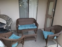 Great condition patio furniture!
