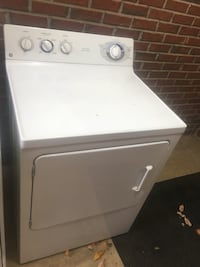 White front-load clothes washer  Huntsville, 35810