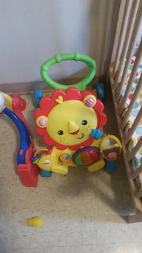 baby's musical lion walker Winnipeg