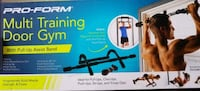 Exercise Equipment in Gym with Pull Up Assist Band Toronto, M5A