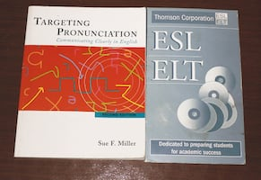 """""""Targeting Pronunciation""""   -  BOOK  FOLIO with CD-s"""