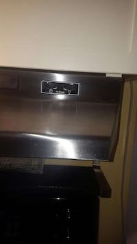 NuTone stainless hood fan -$50 Winnipeg, R2G 0K1