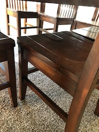 Reclaimed Barn Wood Dining Table and 8 chairs. Albuquerque, 87113